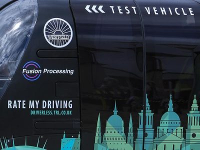 UK sells driverless pods to South Korea