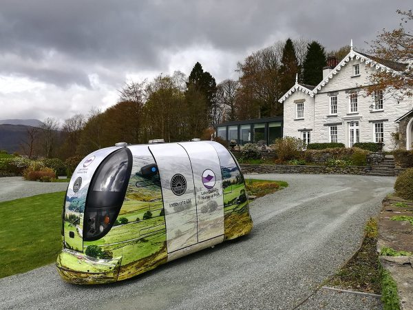 Westfield POD trials - Lake District
